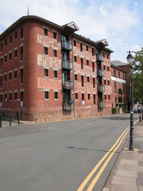 Former Warehouse, Worcester