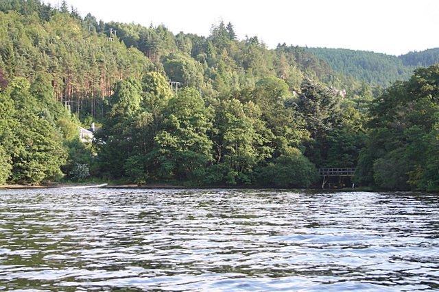 Foyers Bay, Loch Ness
