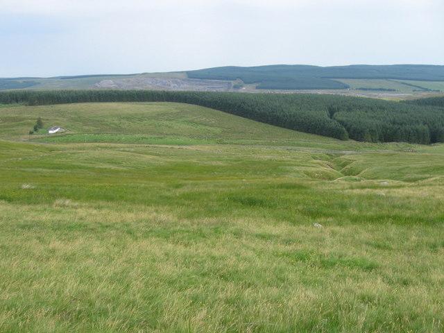 Below Peat Hill