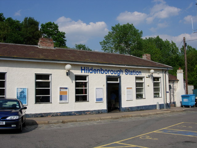 Hildenborough Station