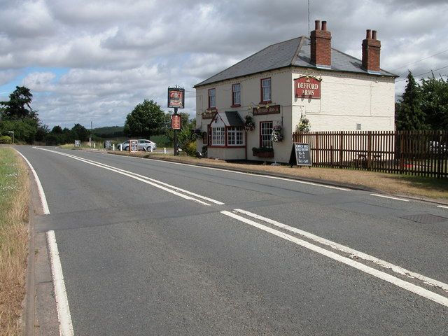 The Defford Arms