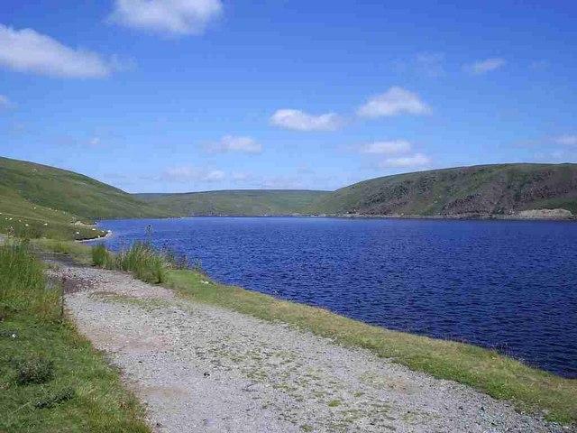Claerwen Reservoir