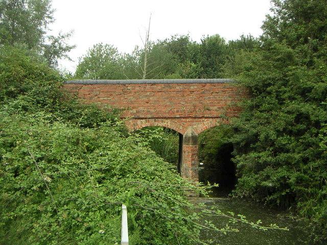 Foot Bridge crossing Tear Drop Lakes