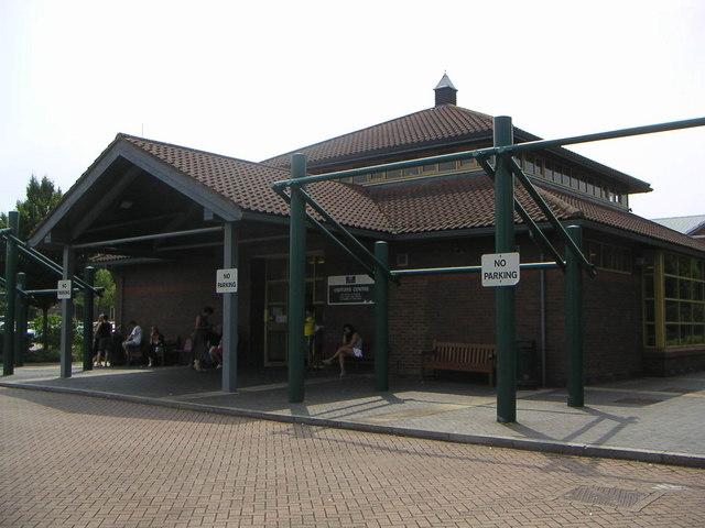 HMP Woodhill Visitors' Centre