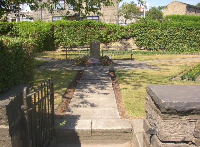 Garden of Remembrance, Shelf