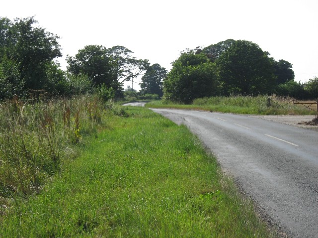The Road to Stillington From Sheriff Hutton