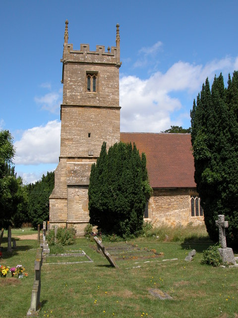 St Michael's Church, Great Comberton