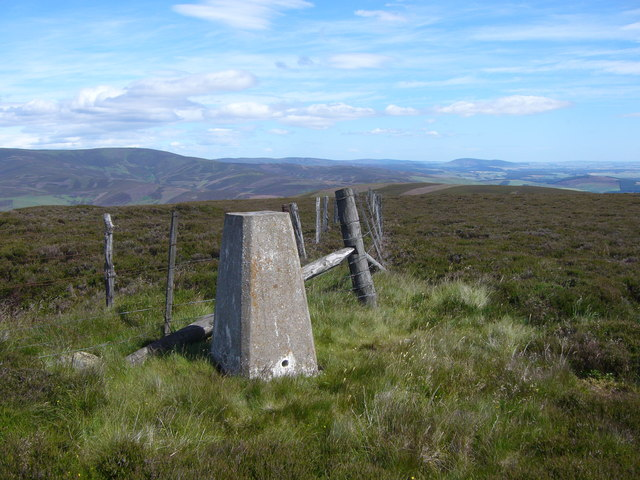 Peat Hill trig