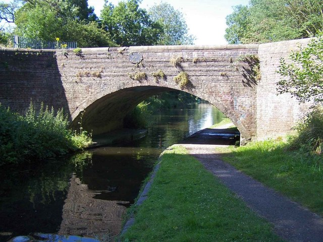 Dunstall Water Bridge