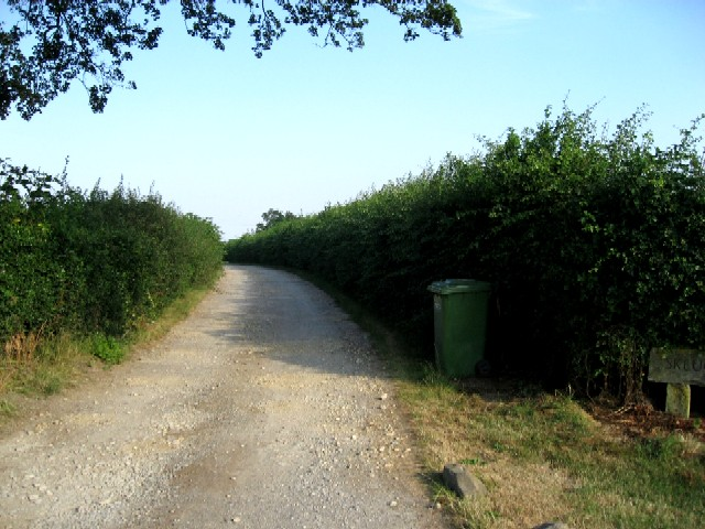The Lane To Skeugh Farm