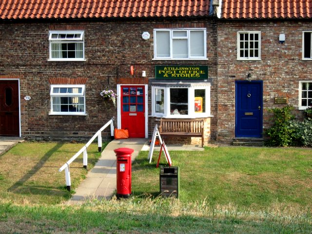 The Post Office And Stores, Stillington