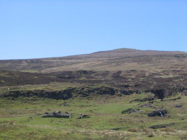 Old croft Galtrigill