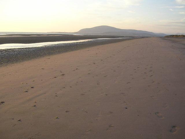 North Walney Beach