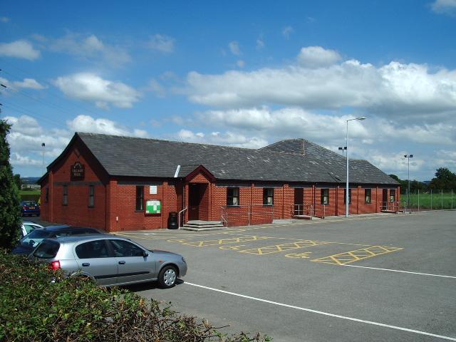Barton Village Hall