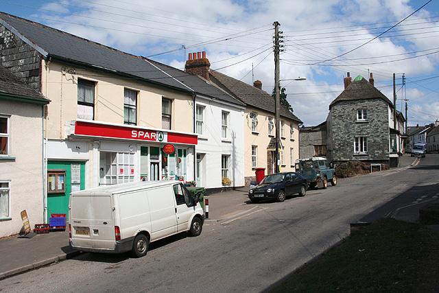 Bow: main street
