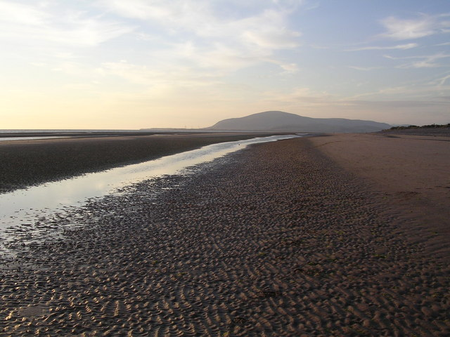 North Walney Beach