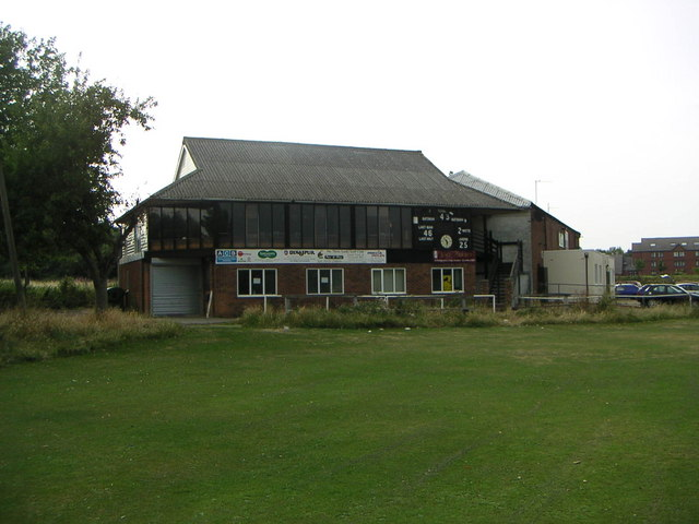 Bletchley Rugby and Cricket Club House