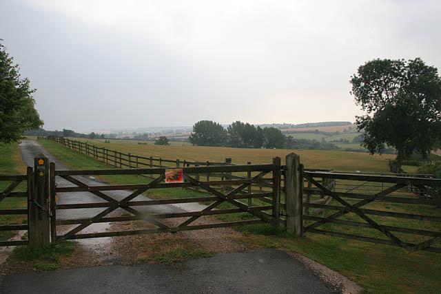 View from Wardley, Rutland
