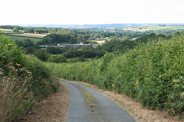 Okehampton Hamlets: towards the Okement valley