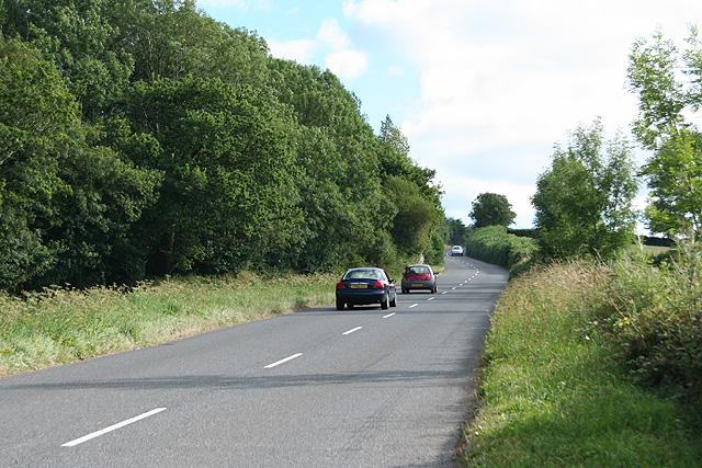 Sampford Courtenay: Appledore Hill