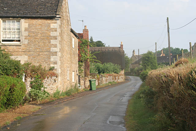 Pilton near Rutland Water