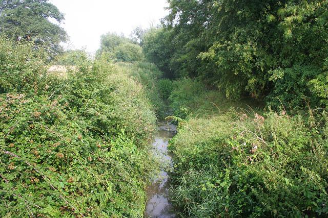 River Chater near Lyndon and Pilton, Rutland