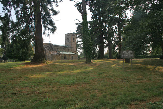 St Martin's Church, Lyndon