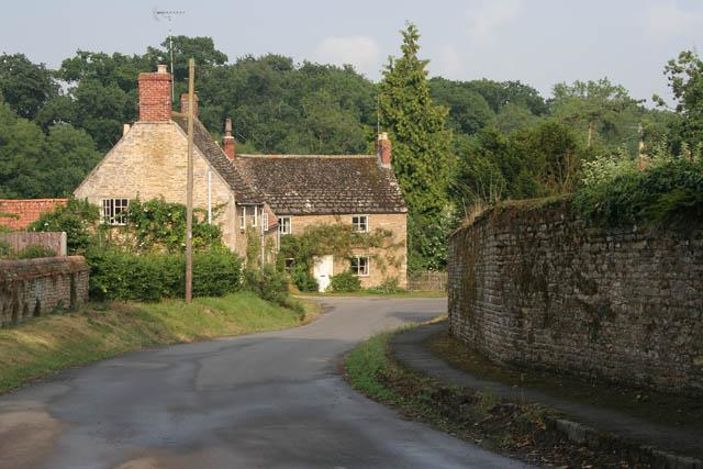 Church Lane, Lyndon