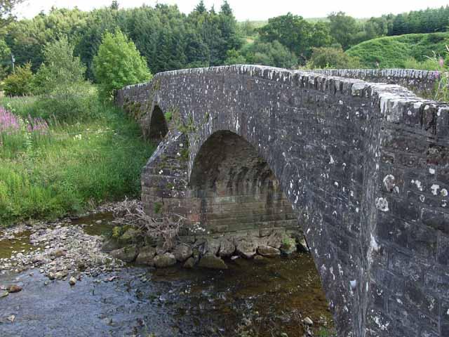 Bridge over the Liddel Water