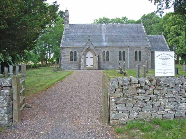 Liddesdale Parish Church, Saughtree