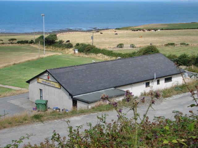 Aberaeron RFC Clubhouse