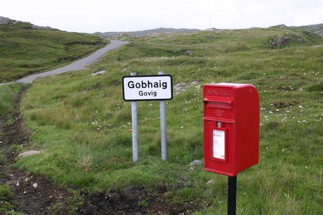 Road to Govig