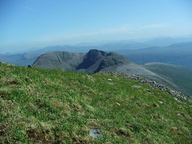 On the eastern slopes of Sgorr Ruadh