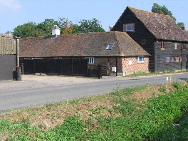 Great Hollanden Farm Business Units