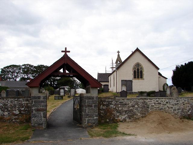 St Padarn Church, Llanbadarn Trefeglwys