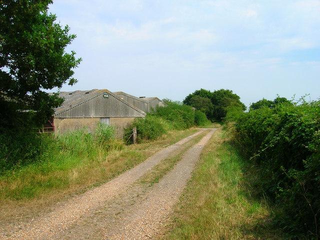 Old Marshfoot Farm