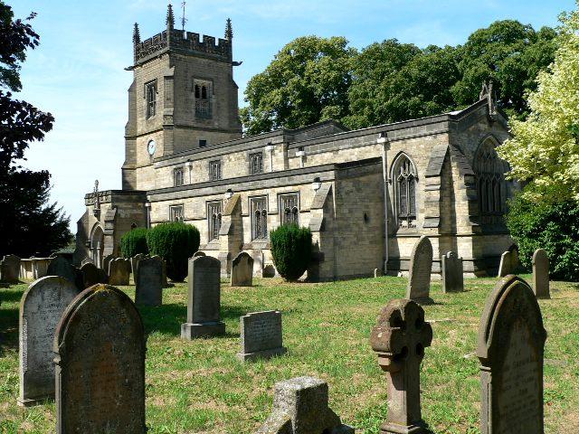 The Parish Church, Slingsby