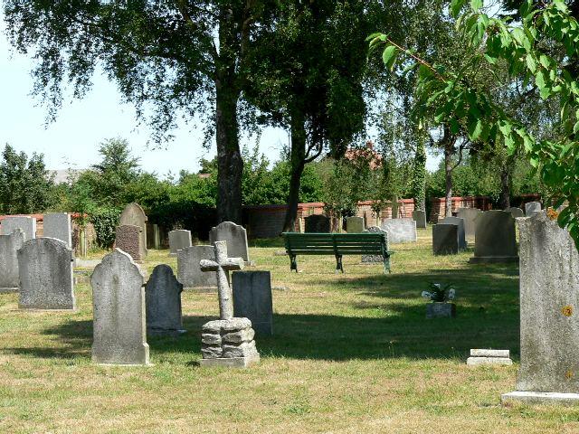 Slingsby Cemetery