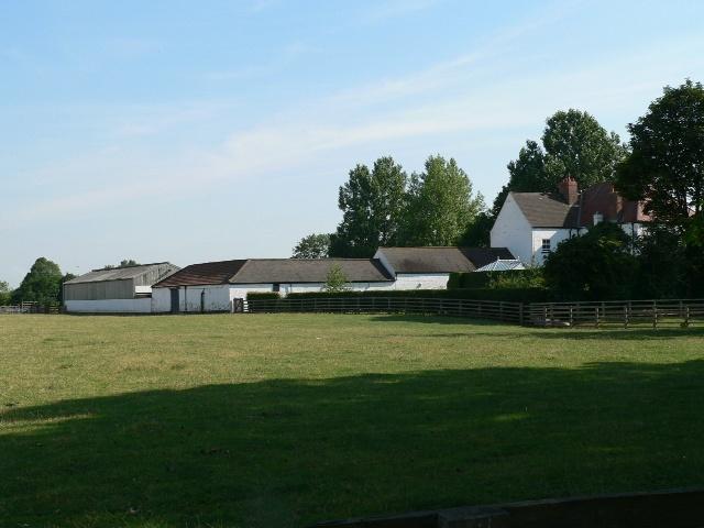 A Well Kept Farm