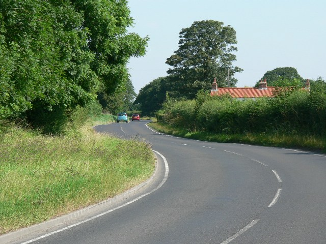 The Strensall To Sherriff Hutton Road