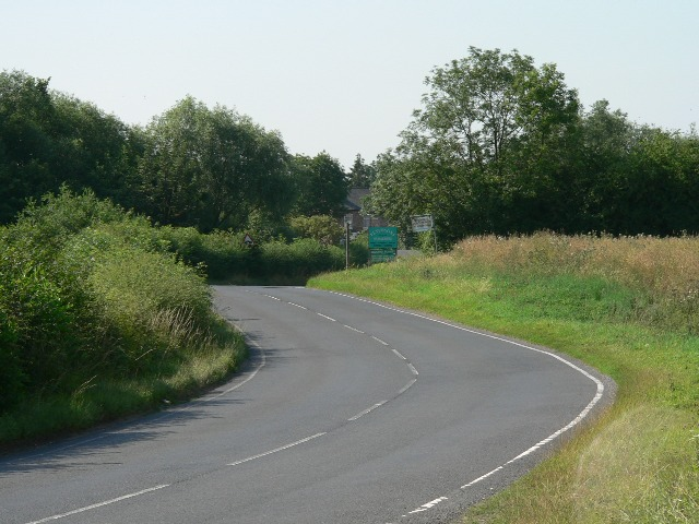 The Sherriff Hutton to Strensall Road