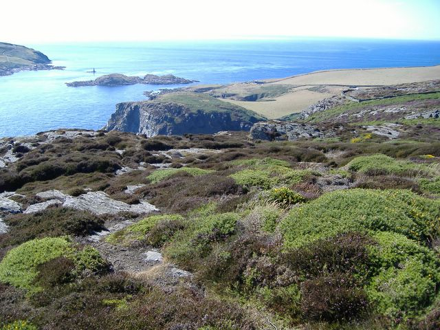 Creg y Jaghee, Isle of Man