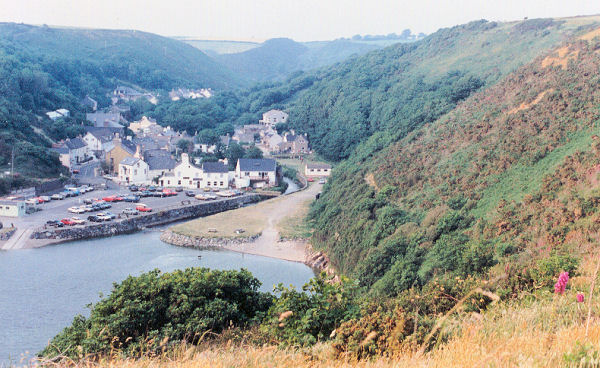Lower Solva / Solfach Isaf