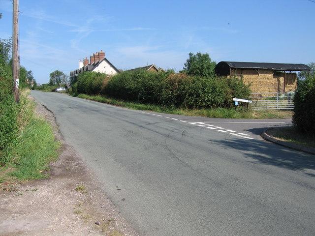 Tatenhill Common, near Burton upon Trent, Staffordshire.