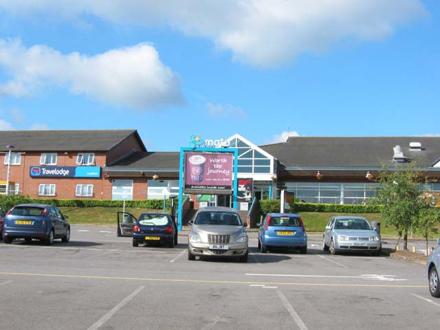 Cardiff West Motorway Services