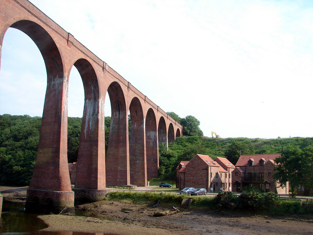 Scarborough & Whitby Railway Viaduct