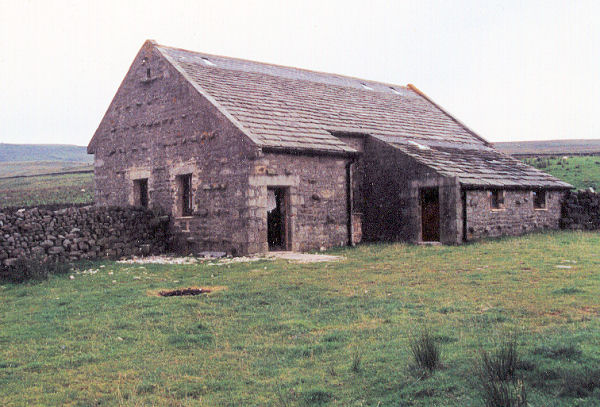 Quernmore camping barn
