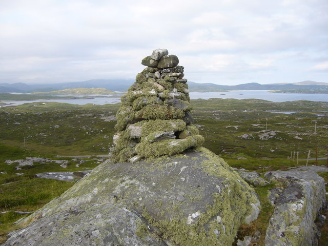 Cairn on Great Bernera
