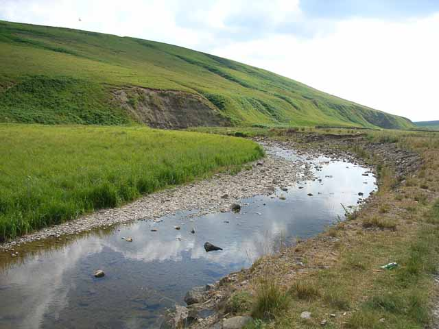 Upper reaches of the Liddel Water