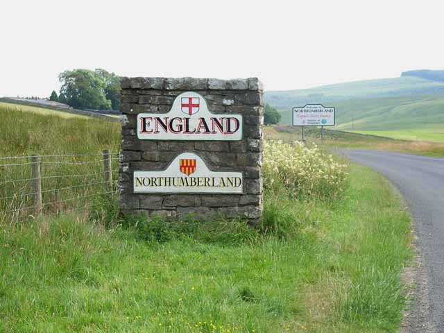 Or on the other hand...England welcomes you